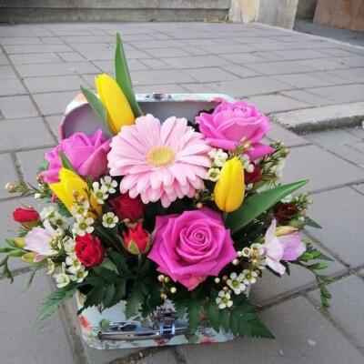Aranjament floral preț 80 lei